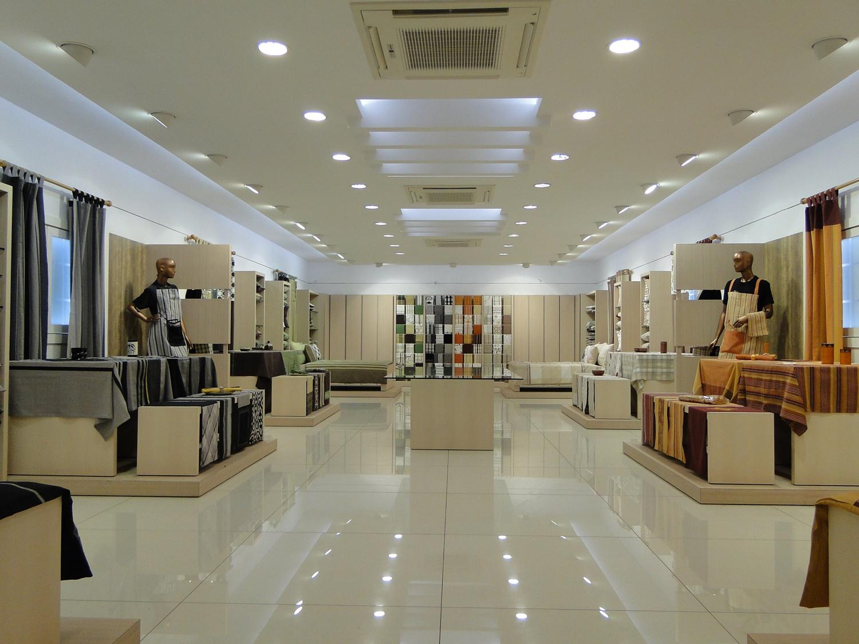 Showroom Design Mahesh Borse Designs